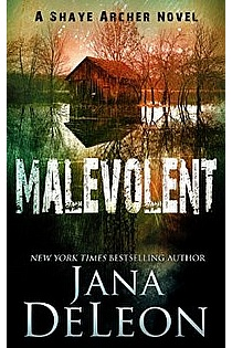 Malevolent ebook cover