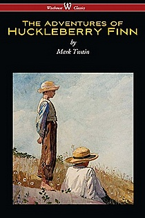 The Adventures of Huckleberry Finn  ebook cover