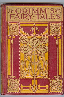 Grimm's Fairy Stories  ebook cover