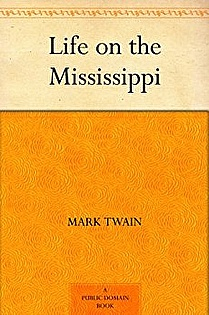 Life On The Mississippi ebook cover