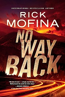 No Way Back ebook cover