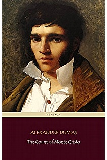 The Count Of Monte Cristo ebook cover