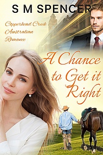 A Chance to Get it Right ebook cover