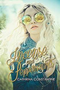 INCENSE AND PEPPERMINTS ebook cover