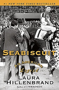 Seabiscuit ebook cover