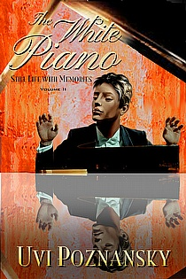 The White Piano ebook cover