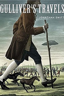 Gulliver's Travels ebook cover
