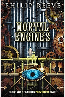 Mortal Engines ebook cover