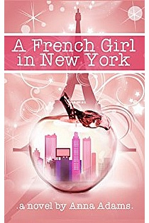 A French Girl in New York (The French Girl Series Book 1) ebook cover