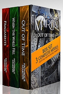 Out of Time Series Box Set (Books 1-3) (Out Of Time Box Set) ebook cover