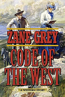 Code of the West: A Western Story  ebook cover