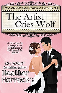 The Artist Cries Wolf ebook cover