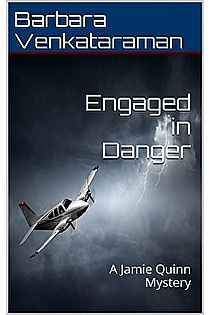 Engaged in Danger: A Jamie Quinn Mystery (Jamie Quinn Cozy Mystery Book 4) ebook cover