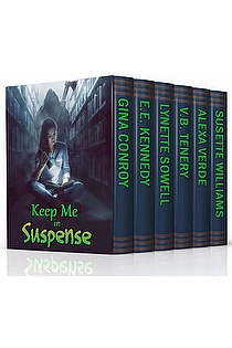 Keep Me in Suspense Collection ebook cover