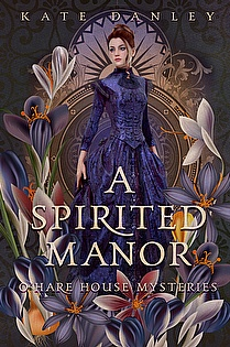 A Spirited Manor ebook cover