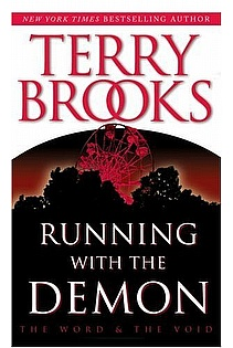 Running with the Demon (Pre-Shannara: Word and Void Book 1) ebook cover