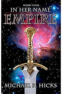 Empire (In Her Name Book 4)  ebook cover