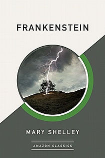 Frankenstein ebook cover