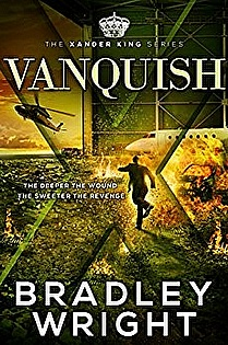 Vanquish (The Xander King Series Book 2) ebook cover