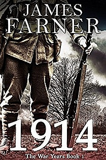 1914 (The War Years Book 1) ebook cover