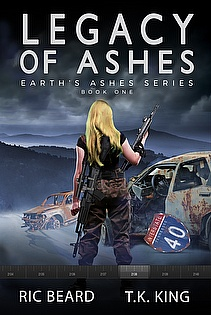 Legacy Of Ashes ebook cover