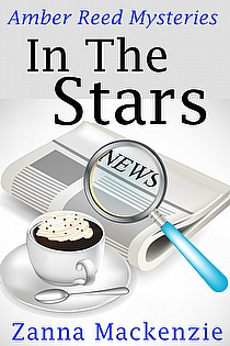 In The Stars (Amber Reed Mystery Book 1) ebook cover