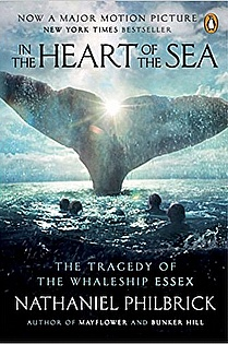 In the Heart of the Sea: The Tragedy of the Whaleship Essex ebook cover