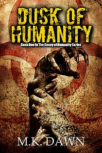Dusk of Humanity ebook cover