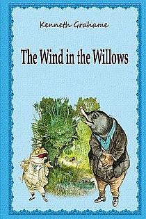 The Wind In The Willows ebook cover