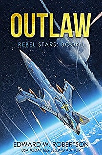 Outlaw (Rebel Stars Book 1) ebook cover