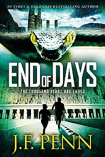 End of Days (ARKANE Book 9)  ebook cover