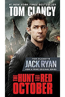 The Hunt For Red October ebook cover