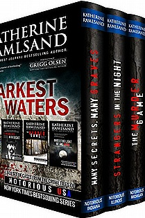 Darkest Waters (True Crime Box Set): Notorious USA ebook cover
