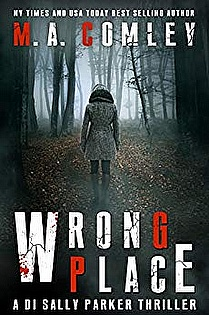 Wrong Place (DI Sally Parker Thriller Book 1)  ebook cover