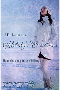 Melody's Christmas ebook cover
