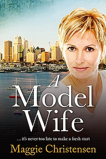 A Model Wife ebook cover