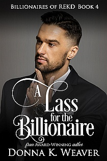A Lass for the Billionaire ebook cover