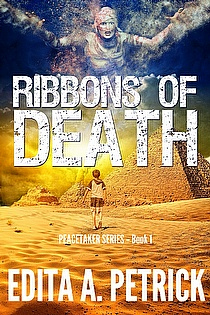 Ribbons of Death ebook cover