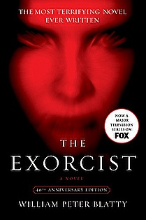 The Exorcist: 40th Anniversary Edition ebook cover
