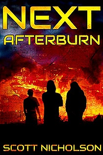 Afterburn ebook cover