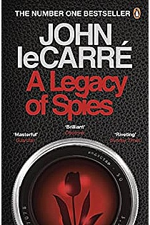 A Legacy Of Spies ebook cover