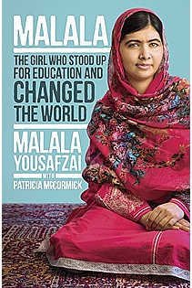 I Am Malala: How One Girl Stood Up for Education and Changed the World  ebook cover