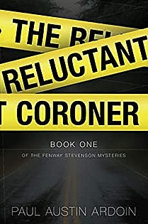 The Reluctant Coroner ebook cover