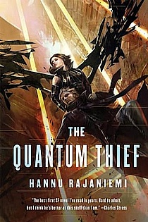 The Quantum Thief (Jean le Flambeur Book 1)  ebook cover